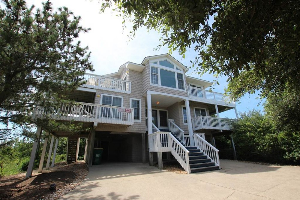 Corolla vacation rental with Eagle  s Nest
