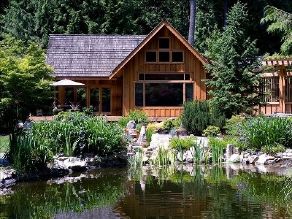 Langley vacation rental with 218 - Rhythm Waters Beautiful and secluded