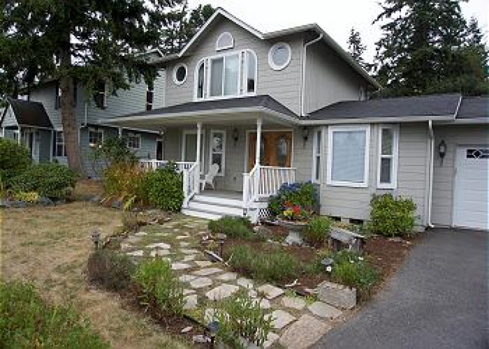 Coupeville vacation rental with