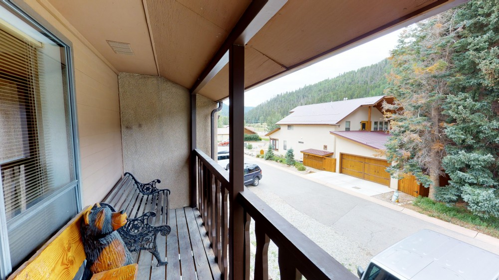 Red River vacation rental with Balcony