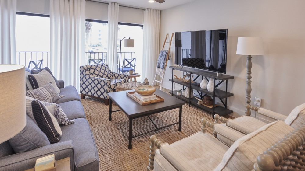 Seagrove Beach vacation rental with Living Room