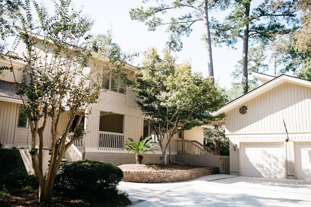 Hilton Head Island vacation rental with Front of Home