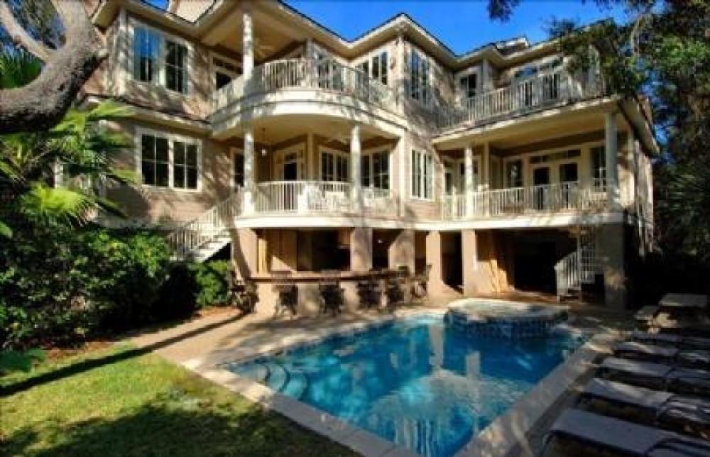Hilton Head Island vacation rental with 13 Flamingo Street