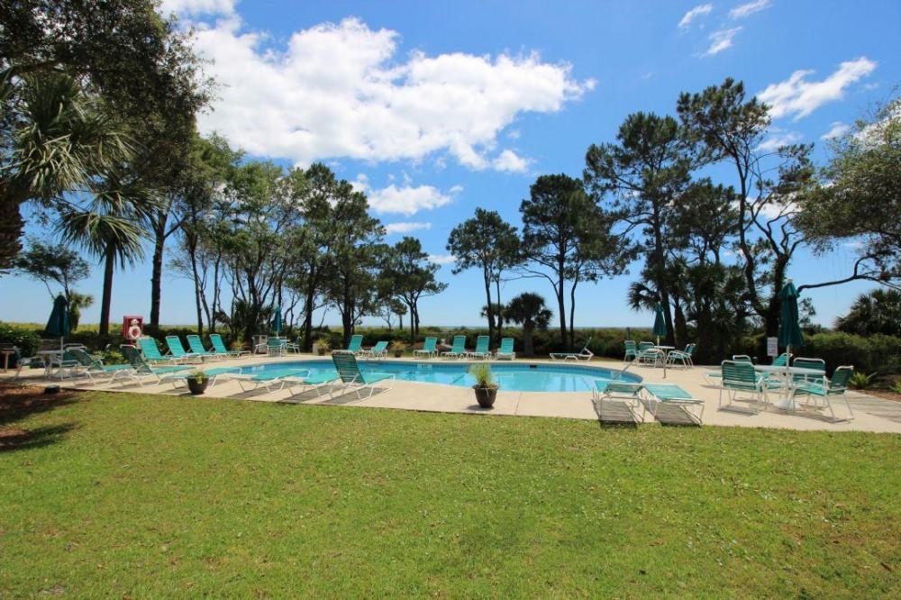 Hilton Head Island vacation rental with Beachwood Pool Area