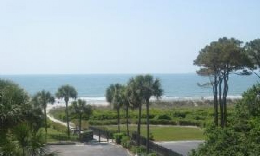 Hilton Head Island vacation rental with Balcony View