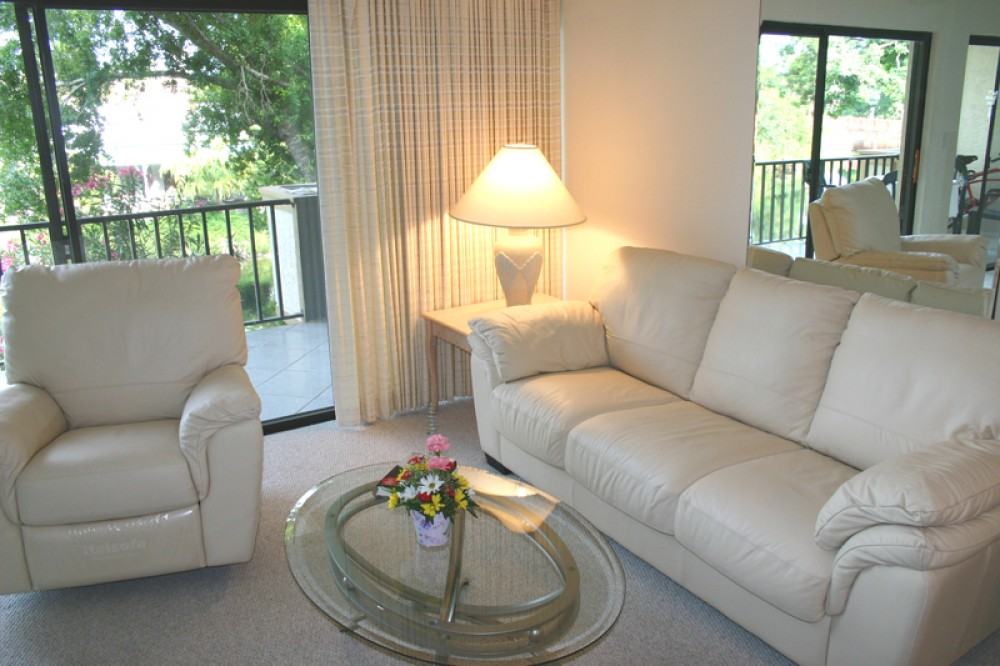 Naples vacation rental with Living Room