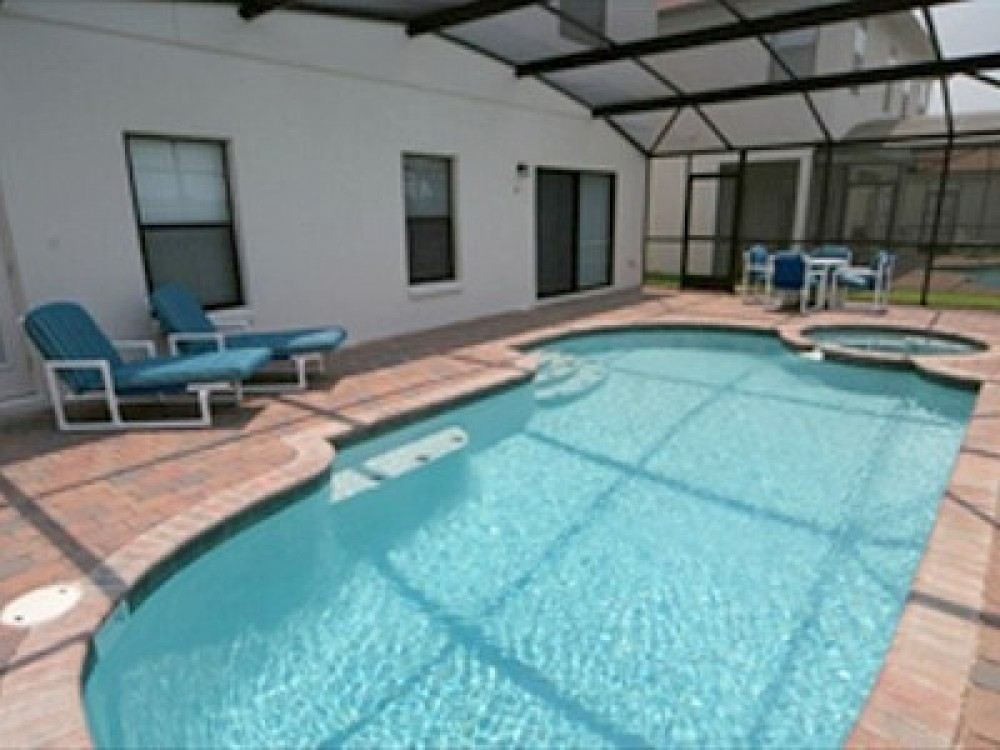 clermont vacation rental with