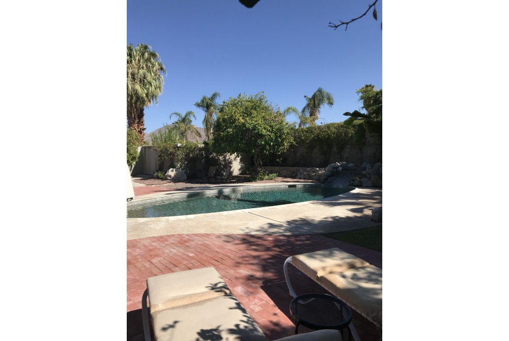 Palm Desert vacation rental with Pool area