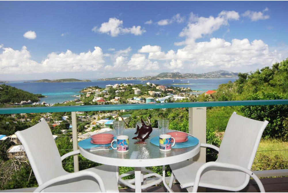 Cruz Bay vacation rental with