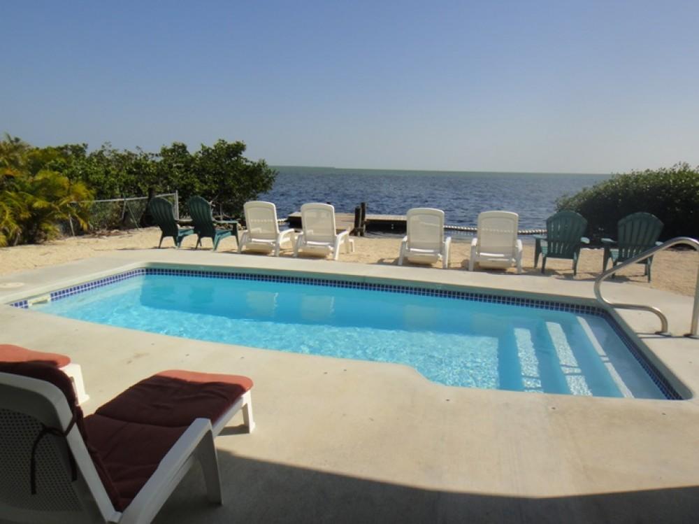 Cudjoe Key vacation rental with pool