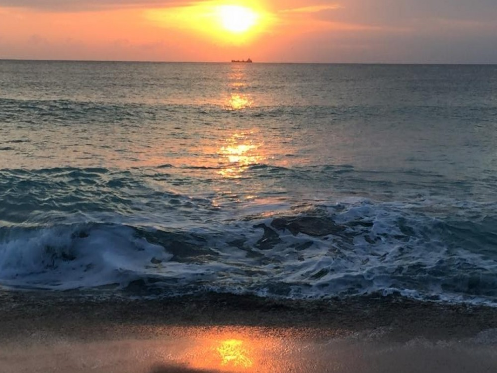 Fort Pierce vacation rental with Sunrise on the Beach