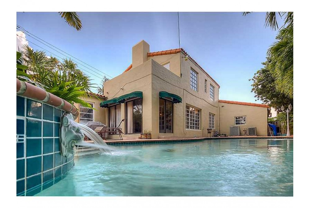 Miami Beach vacation rental with