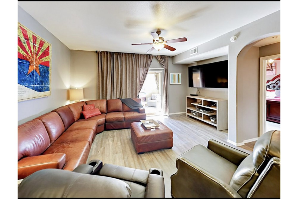 Phoenix vacation rental with Living Room