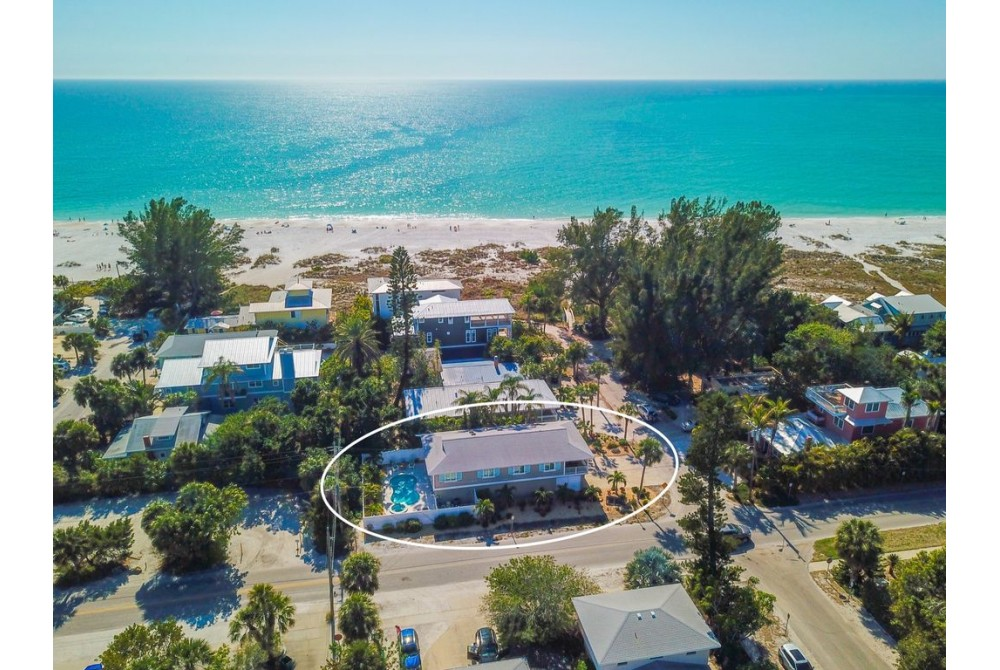 Anna Maria vacation rental with Luxury Anna Maria Island Beach Just Steps from the Gulf of Mexico