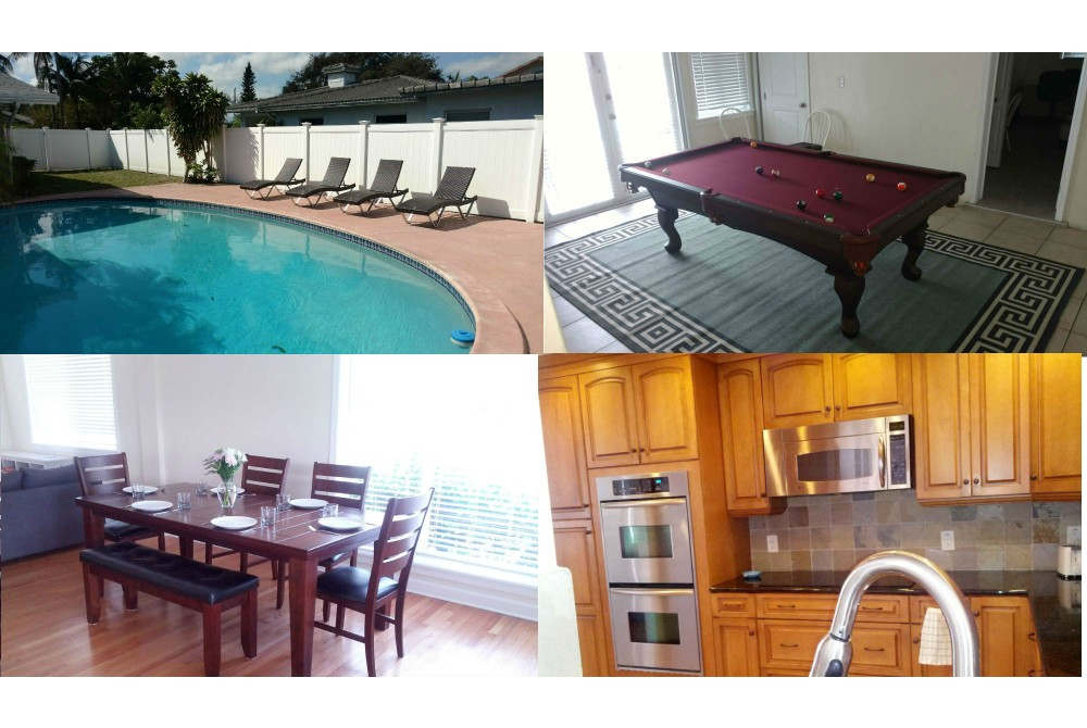Deerfield Beach vacation rental with