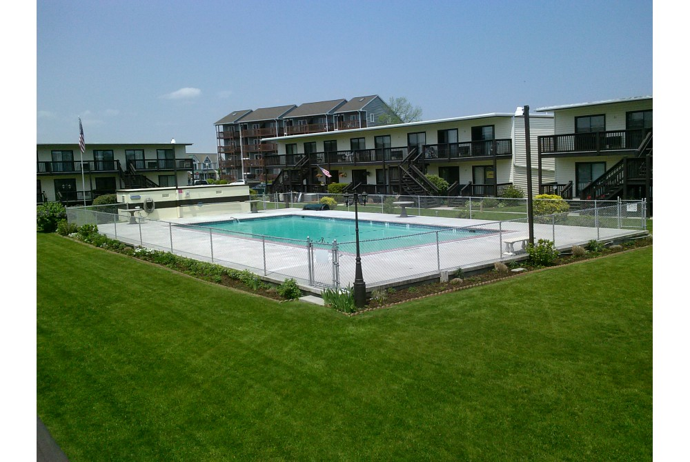 Ocean City vacation rental with Community Pool