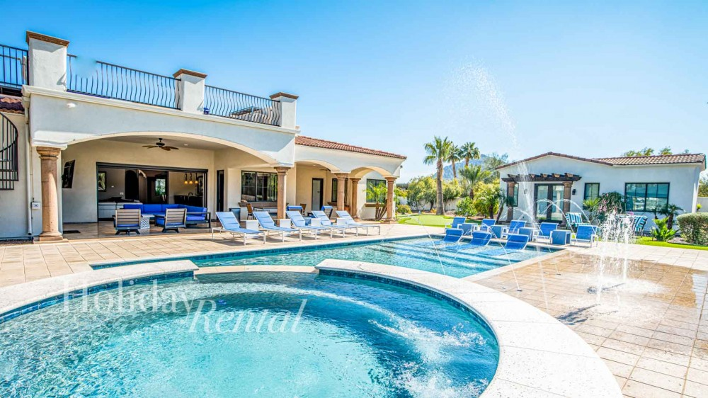 Paradise Valley vacation rental with