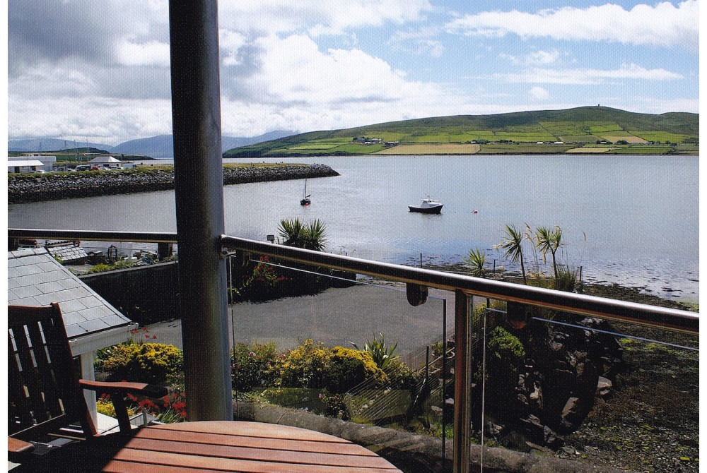 Dingle vacation rental with