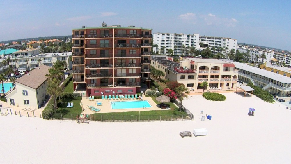 North Redington Beach vacation rental with