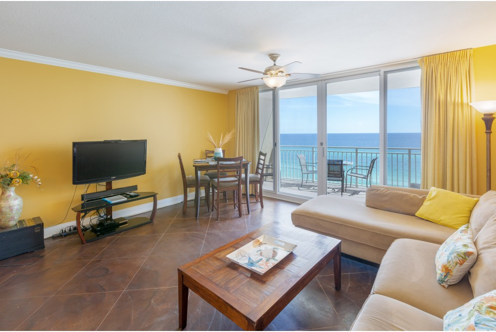 Panama City Beach vacation rental with 1 Living Room