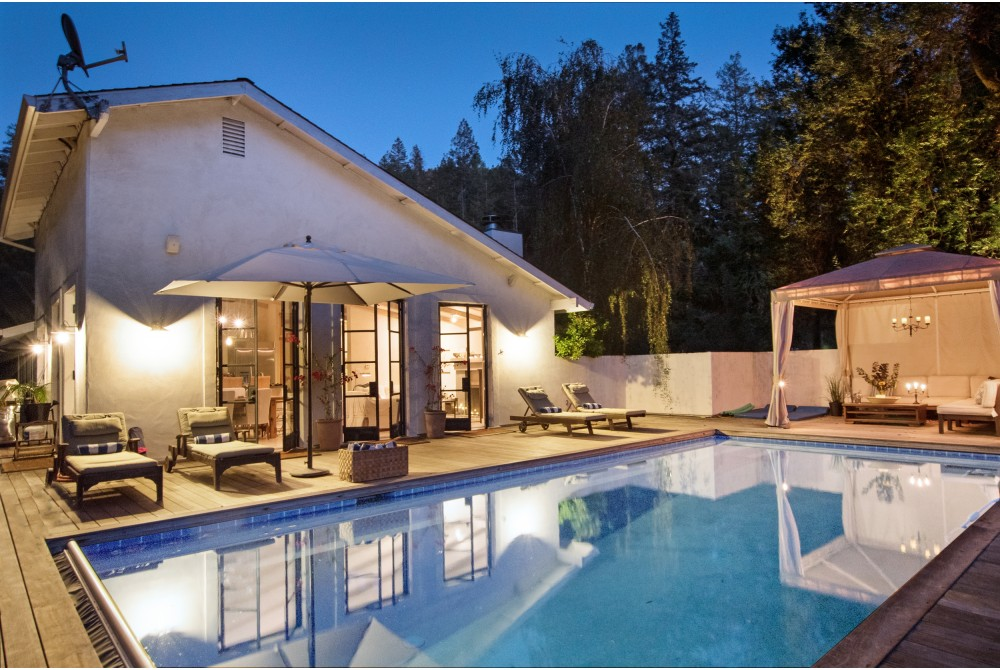 Sonoma vacation rental with