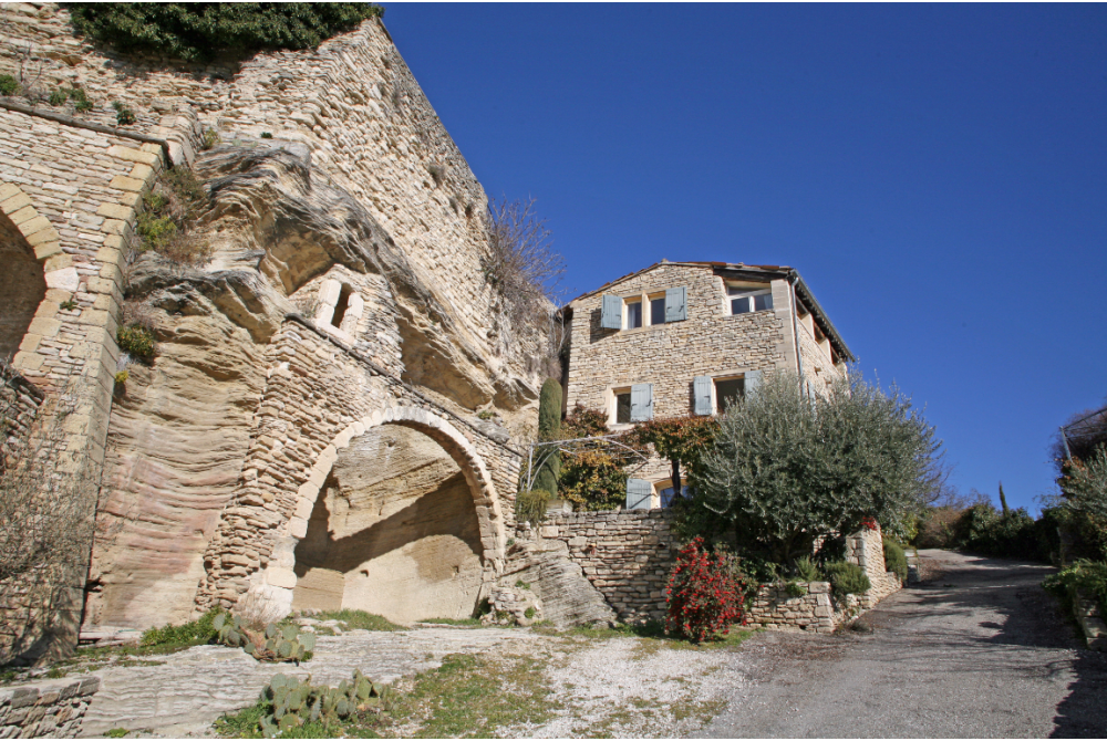 Gordes vacation rental with
