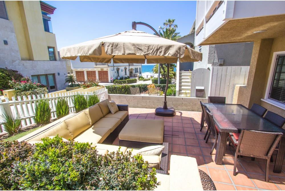 Manhattan Beach vacation rental with