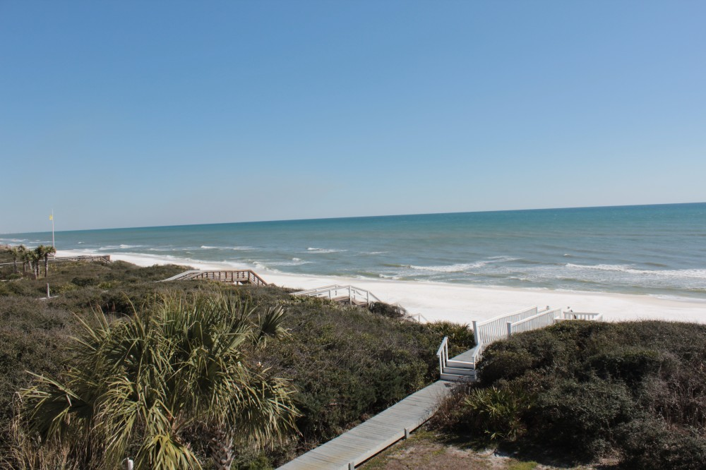 SANTA ROSA BEACH vacation rental with PENTHOUSE SPECTACULAR VIEWS OF THE BLUE GREEN WATERS OF THE GULF  FREE WIFI