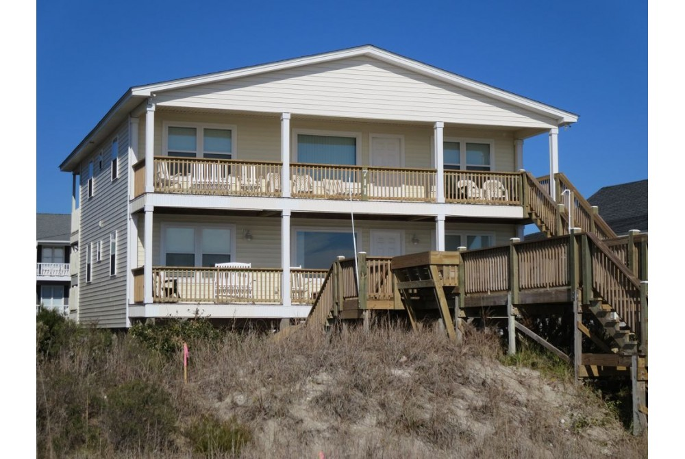 Holden Beach vacation rental with