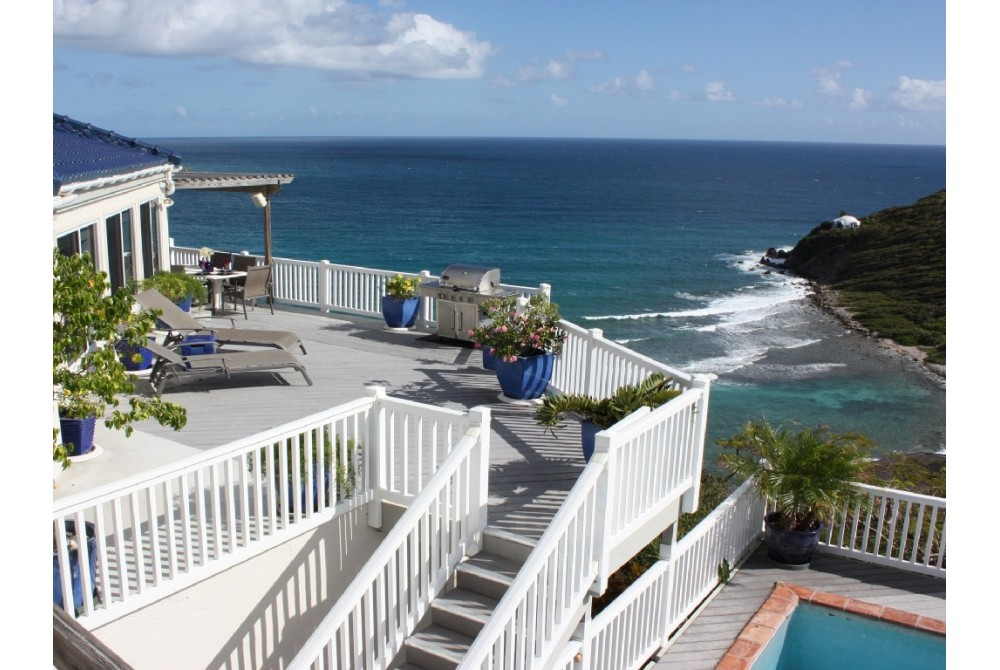 Cruz Bay vacation rental with Andante by the Sea