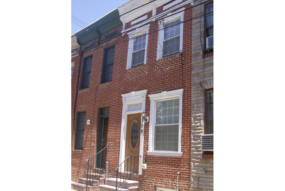 Baltimore vacation rental with
