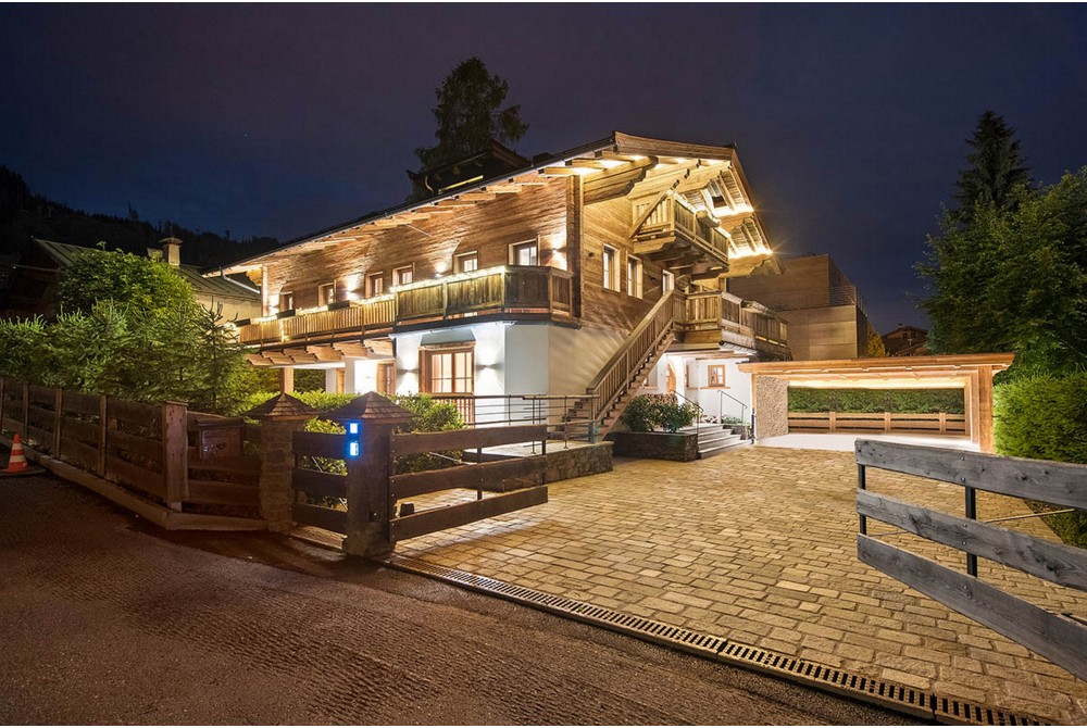 Chamonix vacation rental with