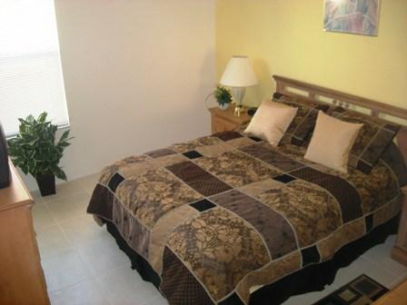 4 Bed Short Term Rental Villa Kissimmee