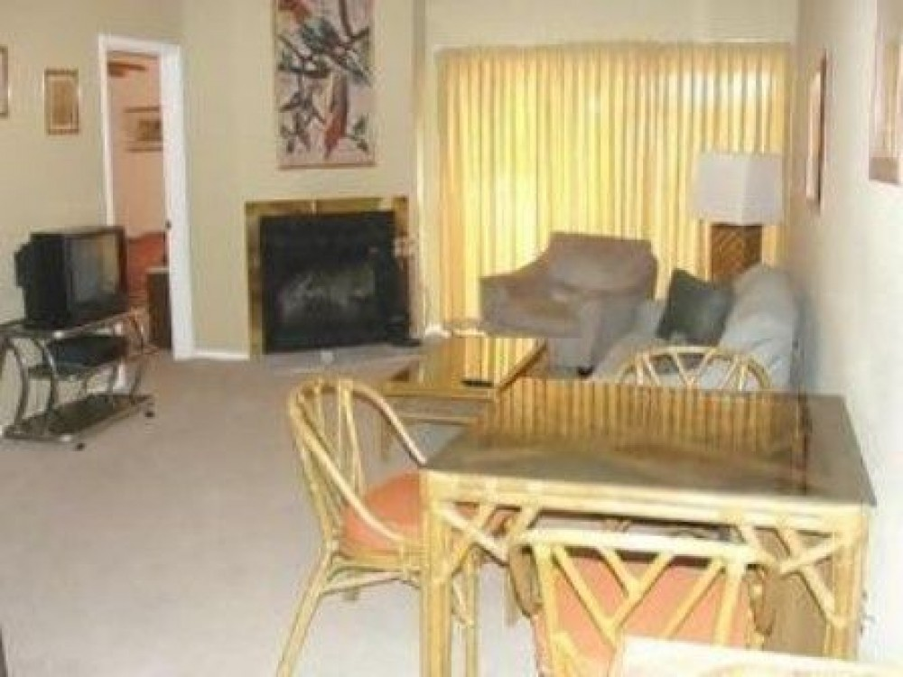Gretna vacation rental with Living/Dining