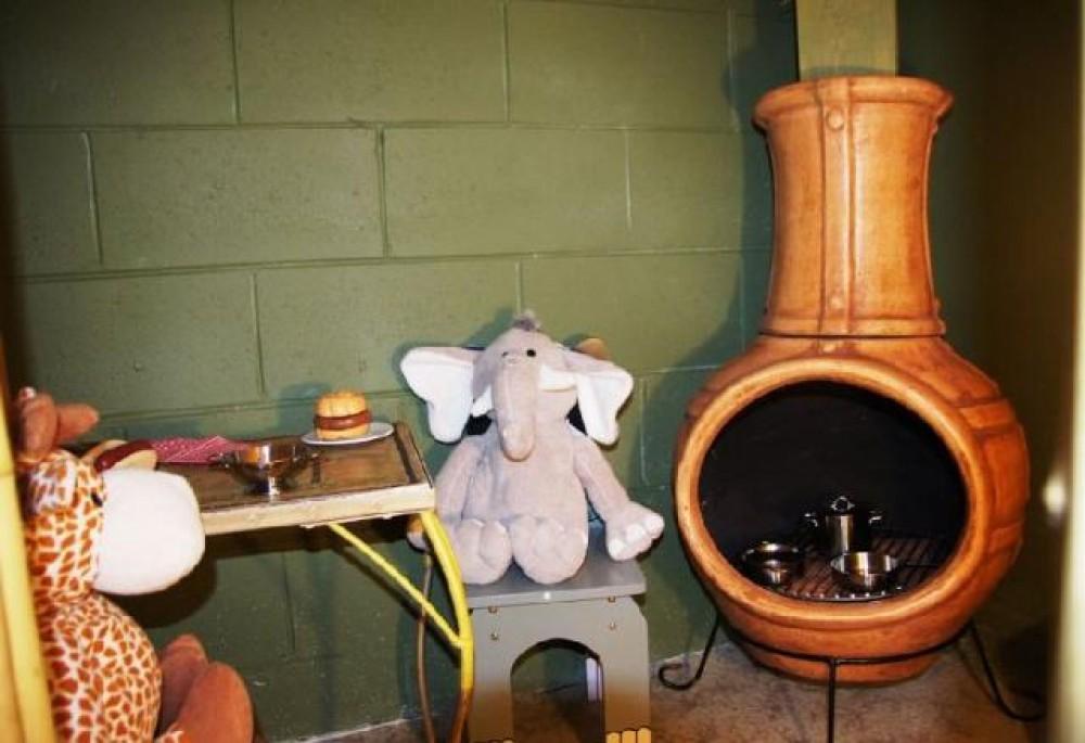 Animal Kingdom's Jungle Hut