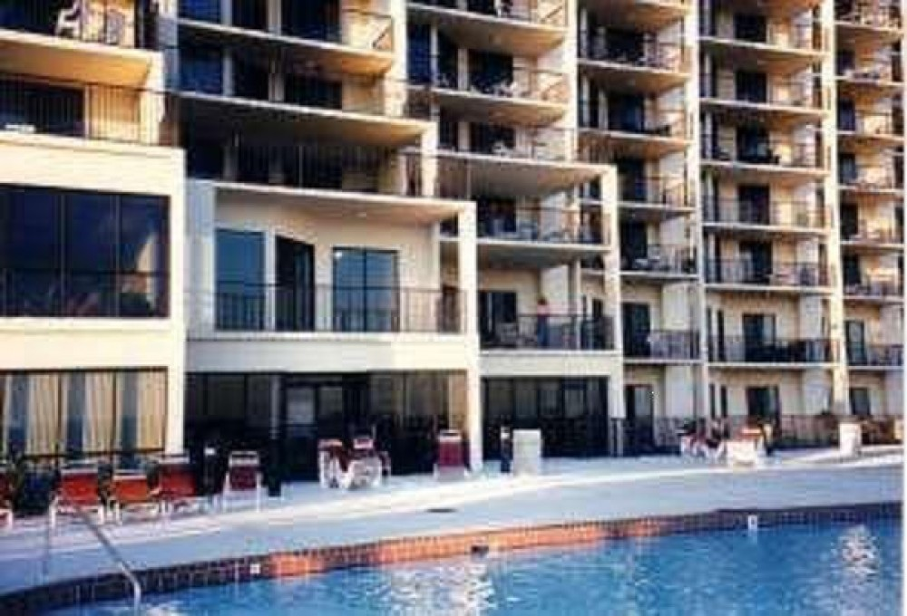 Orange Beach vacation rental with Condo from Poolside