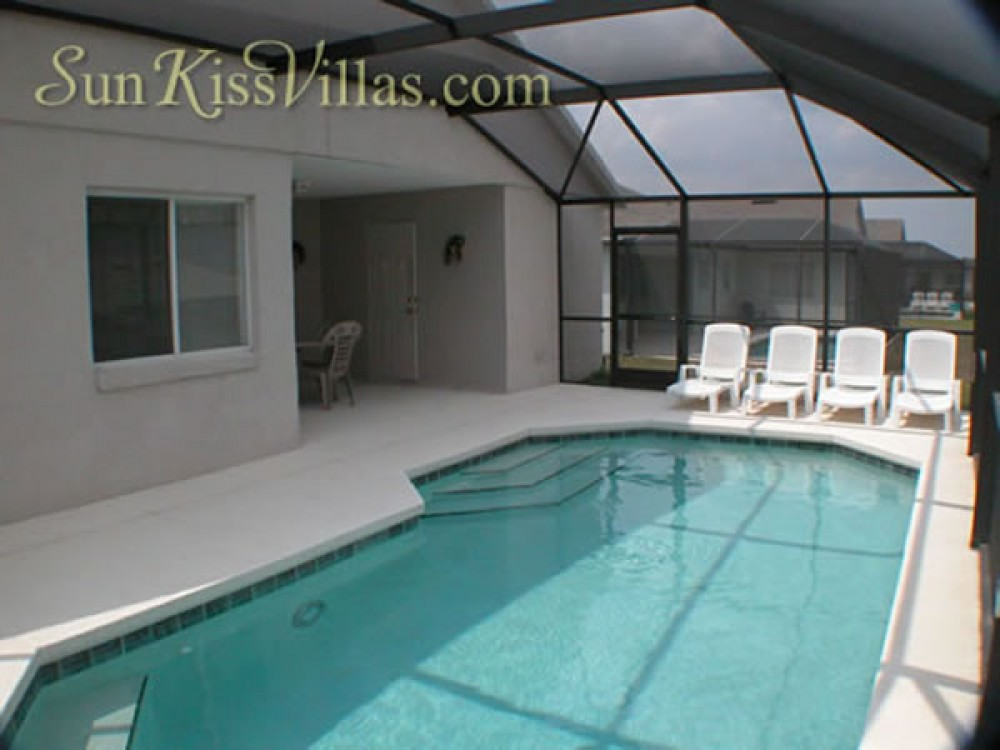 orlando vacation Villa rental