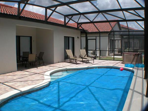 orlando vacation rental with