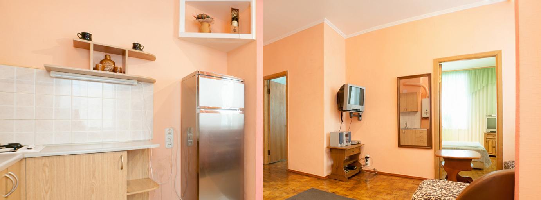 Apartment Gamma - Kiev Luxury Apartment 2 Bedrooms