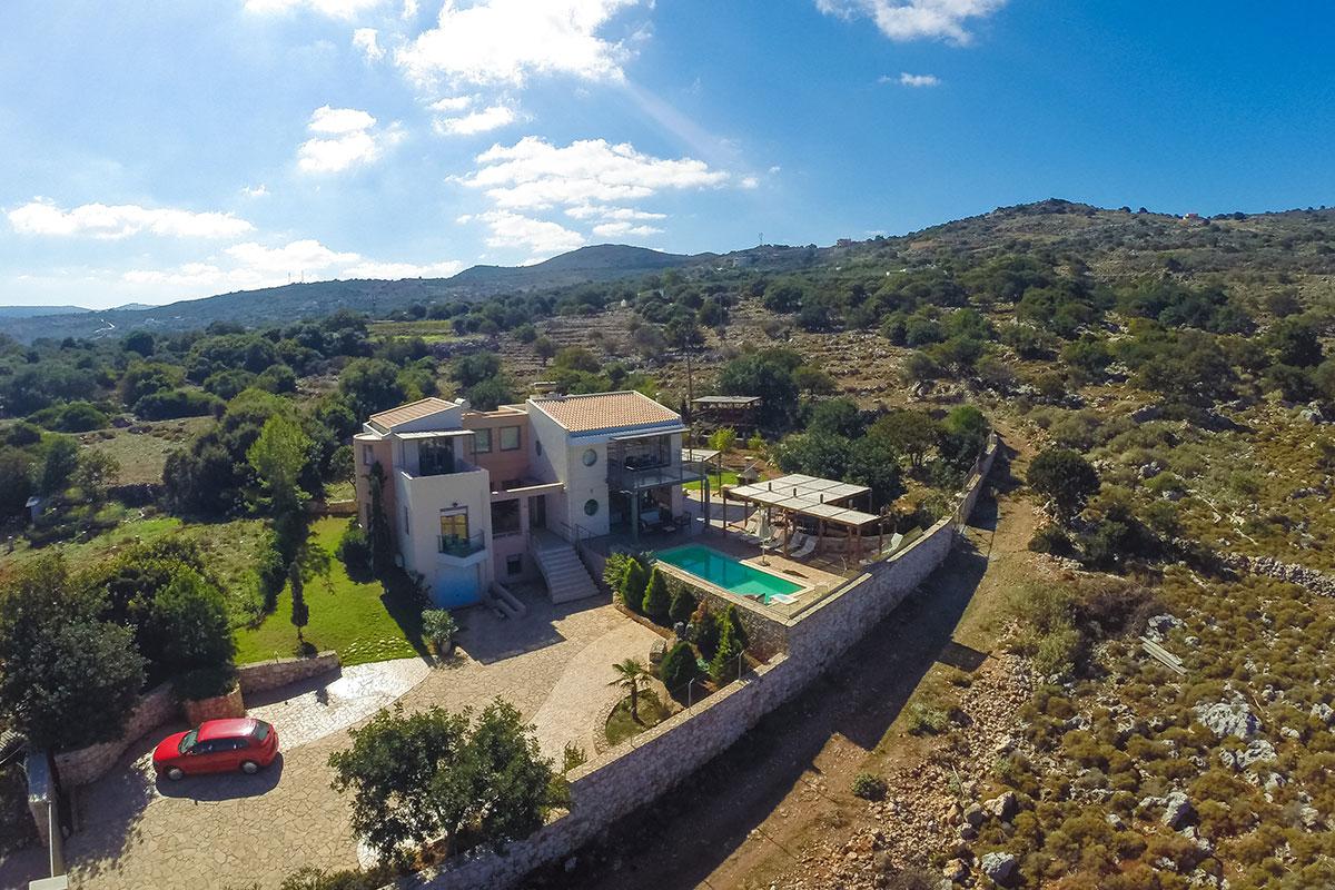 Villa Serenity - Rethymno Holiday Rentals