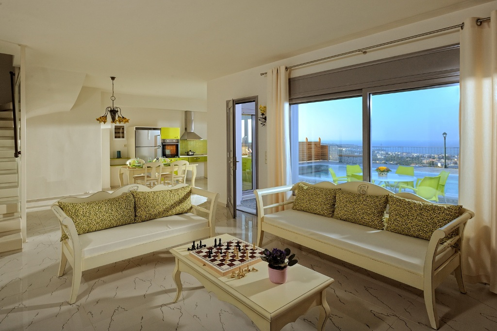 3 Bed Short Term Rental Villa Heraklion/Iraklion