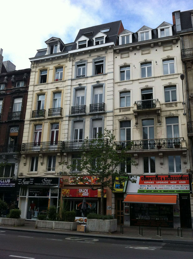 Appart Anspach for your stay in Brussels center