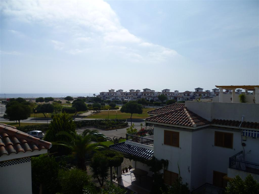 Apartment in 1st Line Beach with Terrace
