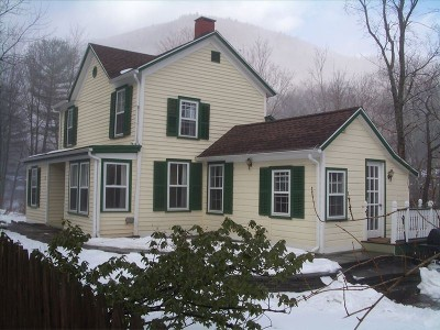 woodstock vacation rental with