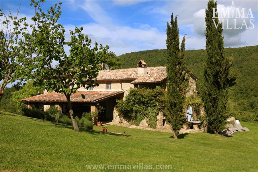 San Casciano Dei Bagni, Tuscany Vacation Rental | Podere La Talante ...