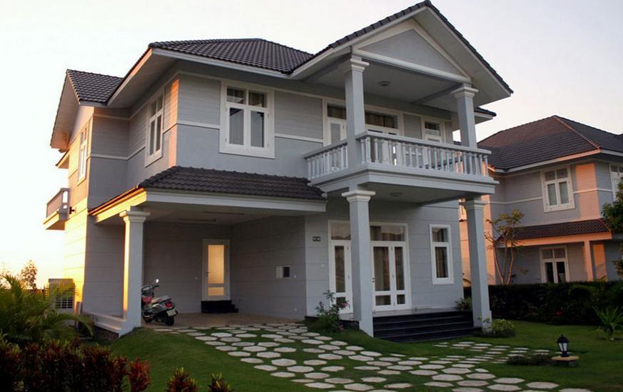 Luxury villa in Sea Links golf resort with fantastic ocean view