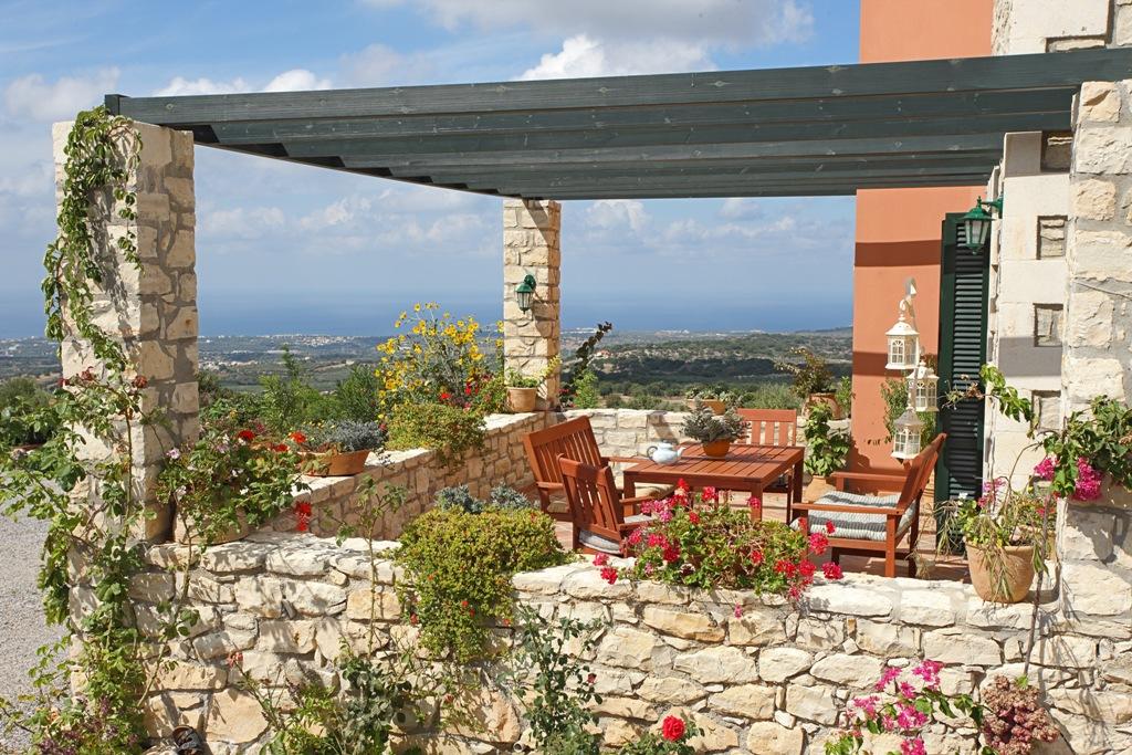 2 Bed Short Term Rental Villa Rethymnon