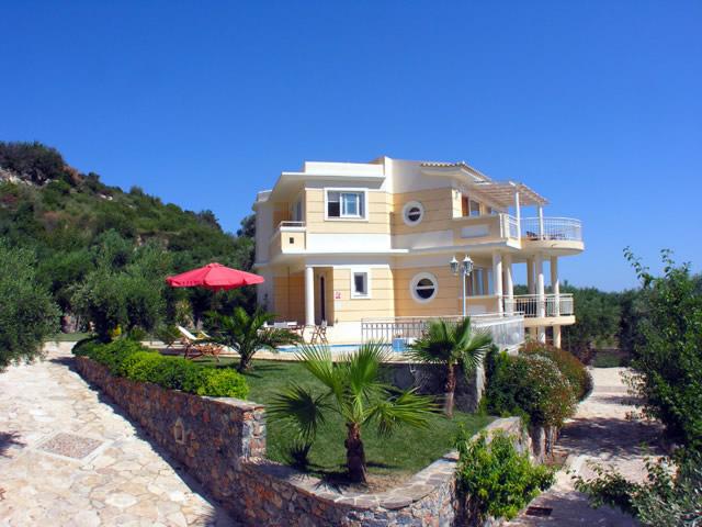 5 Bed Short Term Rental Villa Rethymnon
