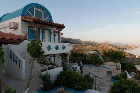 1-bedroom-apartments ( units Aphrodite , Demester , Eros and Minos )