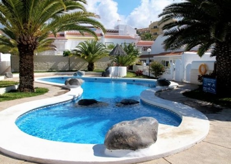 Beautiful Villa in La Caleta with Great Panorma